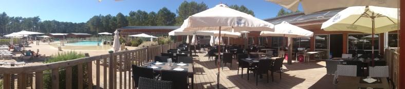 Soustons village safaritent 5 personen glamping4all for Restaurant soustons