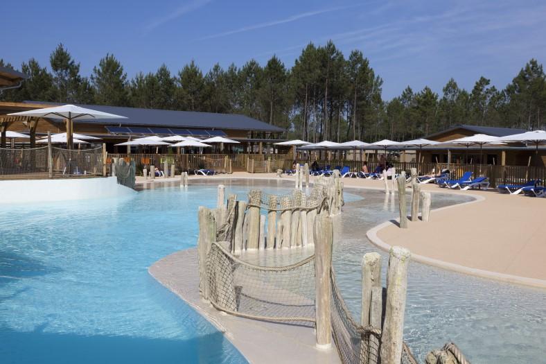 Soustons Village zwembad