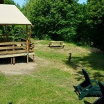 Village des Meuniers Safaritent van Glamping4all