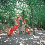 De Speeltuin op camping Barco Reale