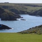 Golfbaan op eiland Belle Ile en Mer