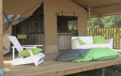 Werkbezoek Eco Lodge
