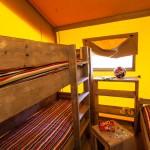 Camping Cypsela Safaritent Kinderslaapkamer