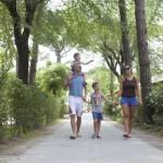 Wandelen op Camping Malibu Beach