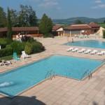 Village des Meuniers Overzicht Zwembaden