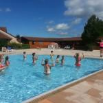 Village des Meuniers Zwembad Aquagym