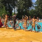Animatie zwembad le Plein Air des Chenes