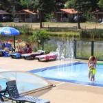 Camping La Bretonnière kinder zwembad