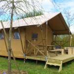 Mooie safaritent op La Bretonniere via Glamping4all