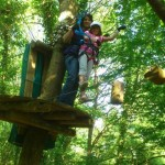 euke activiteit in de omgeving van Camping La Bretonnièrre Boomtopklimmen