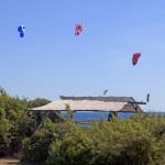 Strand van camping Capalbio