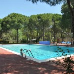 Zwembad van Punta Milà