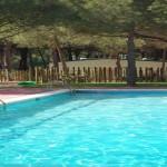 Zwembad op Punta Milà