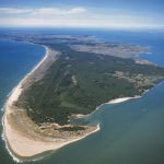 Overzicht eiland Ile d'Oléron