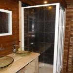 Badkamer van de Safari Lodge