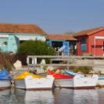 Haven des salines op eiland Ile d'Oleron