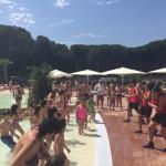 Nieuwe kinder zwembad op Cypsela animatie gasten