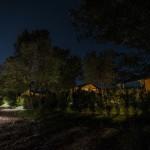 Tenuta Poggiorosso sfeer 's nachts