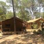 Punta Mila safaritenten