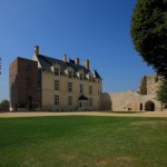 Sainte Suzanne der Schloss