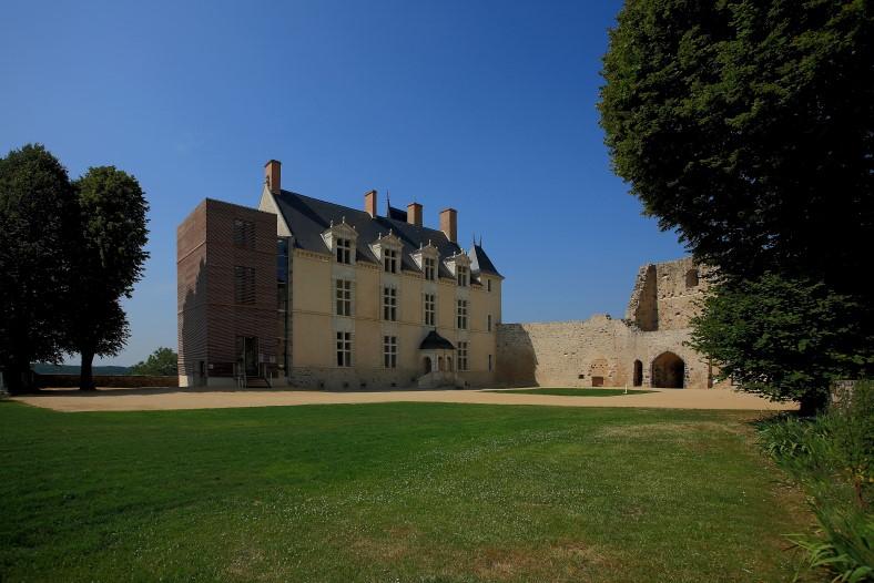 Sainte Suzanne kasteel