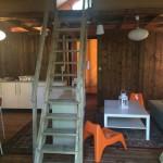 Vieux Moulin Safaritent beneden