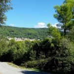 Les Blimouses omgeving pad naar Callas