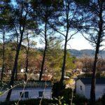Les Blimouses overzicht camping