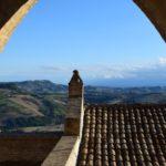 Lapedona met uitzicht over de Marken