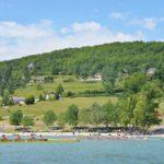 Dordogne Lac du Causse kanoen