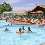 Le Col Vert zwembad kinderbad