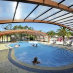 Soulac Plage overdekt zwembad