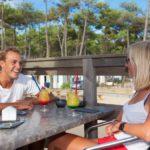 Soulac Plage restaurant