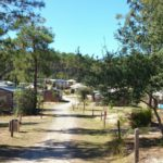 Soustons Village overzicht campingplaasten