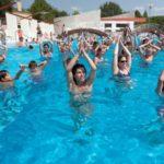 Vestar zwembad aquagym