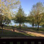 Lac du Causse Safaritent 5 persoons uitzicht
