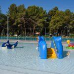Valkanela zwembad waterspelen