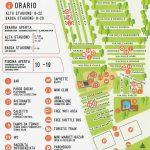 Plattegrond Campo dei Fiori Glamping4all safaritenten Azalee