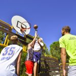 Le Plein Air basketbal
