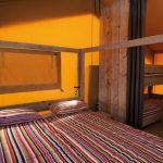 Cypsela safaritent 5 p slaapkamers
