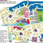 Le Nauzan Plage plattegrond