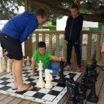 Le Nauzan Plage schaak spelen