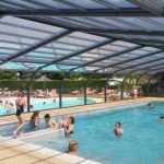 Le Nauzan Plage zwembad overdekt