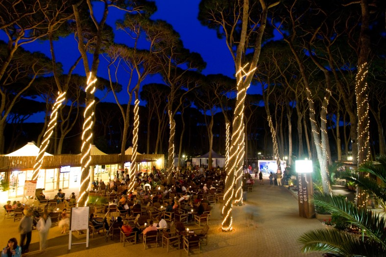 Park Albatros restaurant