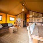 Villa Alwin Safaritent 7 persoons