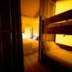 Villa Alwin Safaritent Slaapkamers