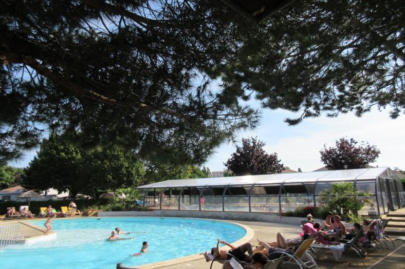 Nauzan Plage zwembad