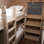 Camping Slamni kinderslaapkamer