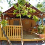 Camping Slamni Safari Lodge 5 personen