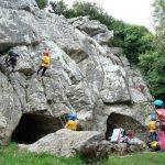 Sainte Suzanne klimmen